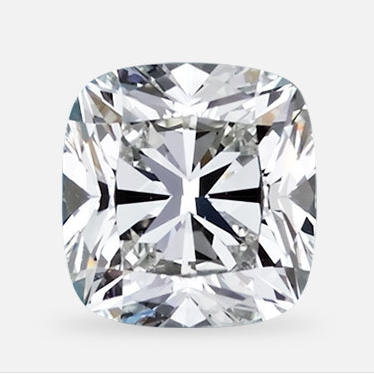1.01 ct G - VS2 Modern Cushion Diamond