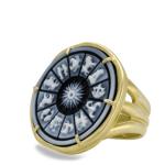 Slane - Zodiac Carved Cameo Ring