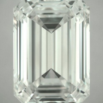 4.02ct Emerald Cut Diamond