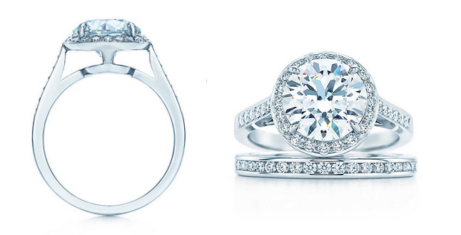2.5ct Tiffany Embrace Ring