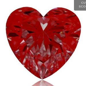 heart shaped diamond ideal scope