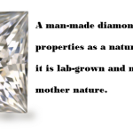 Man Made Diamond
