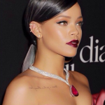 Rihanna Jewelry Icon