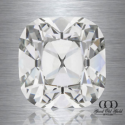 AUGUST VINTAGE® CUSHION DIAMOND