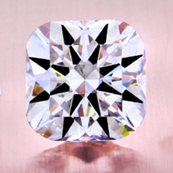 Brian Gavin Signature Cushion Cut Diamond