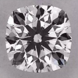 Blue Nile Signature Cushion Cut Diamond
