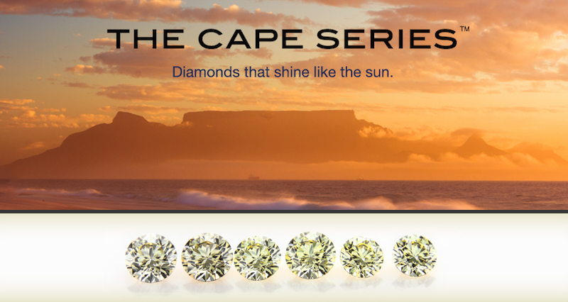 Brian Gavin Cape Series Diamonds