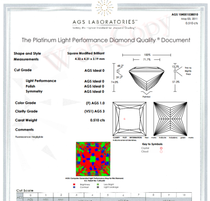 Princess AGS lab report with ASET