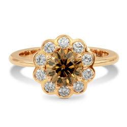 fancy-dark-orange-brown-round-diamond-floral-halo-ring