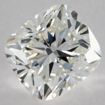 1.01ct I VVS2 Cushion Modified Brilliant from James Allen