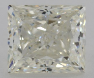 .72ct I VVS2 Princess Cut Diamond