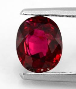 Red Sapphire aka Ruby