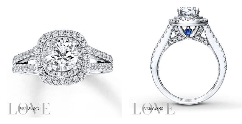 vera wang for jared jewelers - Jared Jewelers Wedding Rings