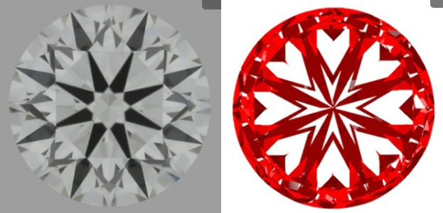 1.45ct I VS1 Enchanted Diamonds