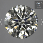 blue nile diamond