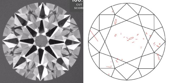 1.82 Ct. G-SI2 Diamond