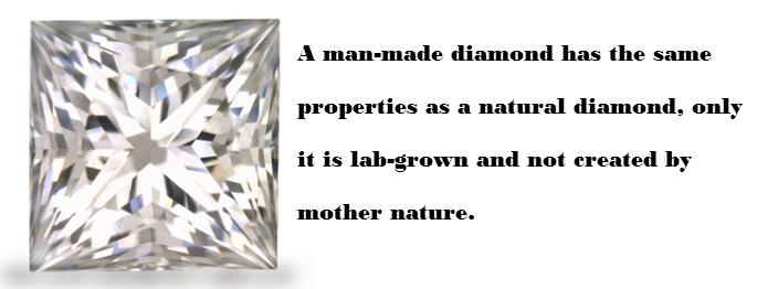 Man Made Diamond