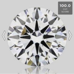 2.03 Ct. E-VS1 Diamond from Enchanted Diamonds