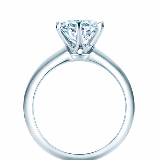 The Timeless Allure Of The Tiffany Engagement Ring