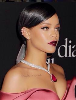 Rihanna Jewelry Icon