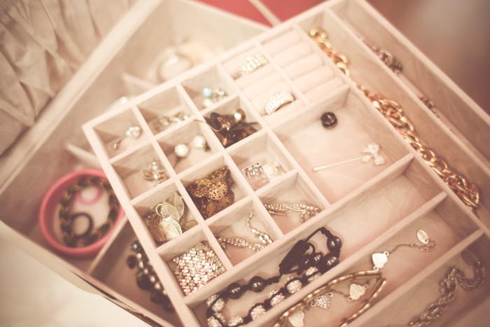 Woman's Jewelry Box