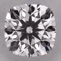 Blue Nile Signature Cushion Cut Diamond
