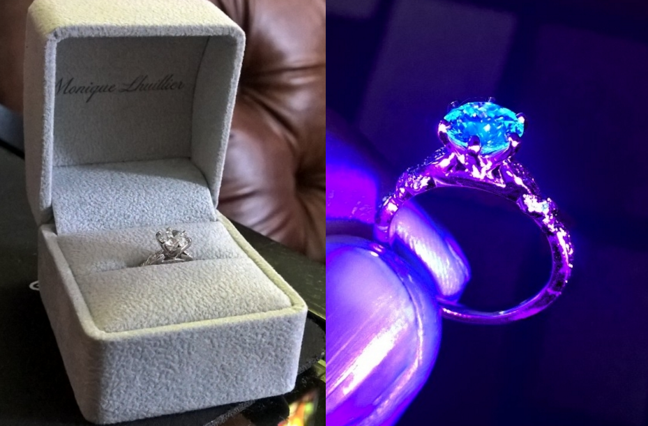 Choosing A Diamond From Blue Nile With Strong Blue. Contour Wedding Rings. Army Ranger Watches. Rose Gold Diamond Anniversary Band. 10k Pendant. Pig Pendant. Black Diamond Bands. Stackable Rings. Engraved Platinum Wedding Band