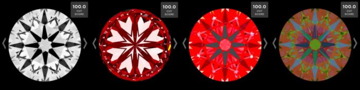 1.72ct K VS2 Enchanted Diamonds