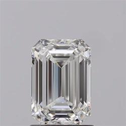 1.22ct Flawless Emerald Diamond
