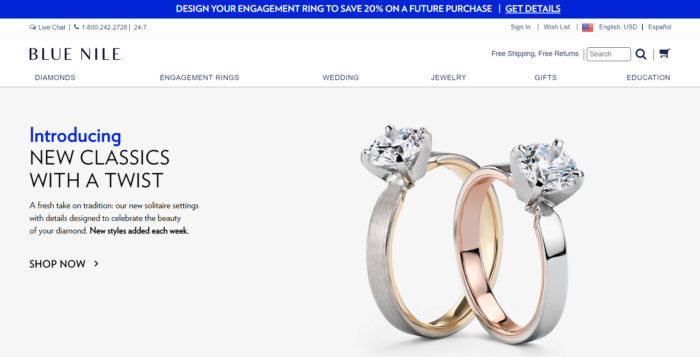 19 Inspirational Blue Nile Rings Review